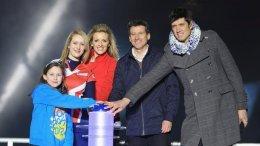 За 2012 часов до Олимпийских игр в Лондоне открыли стадион