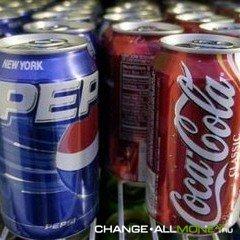Кто же №1 - Coca-Cola или Pepsi?