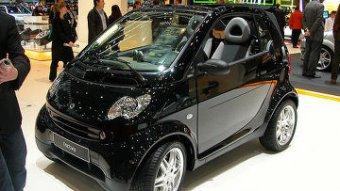 Малолитражки Smart Fortwo можно будет купить в России уже с 31 июля 2012 года