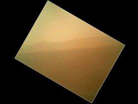 Появление первых цветных фотографий с Марса