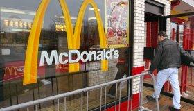 Застой роста продаж Mcdonald's