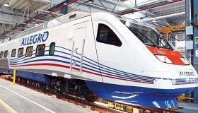 Siemens займется поставкой электричек для Москвы