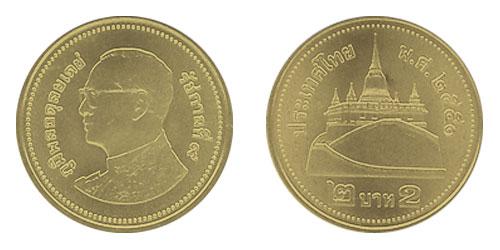 Стоимость 1 бата монета точка ру
