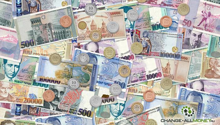 Курс армянского драма к доллару