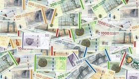 Валюта Дании: датская крона