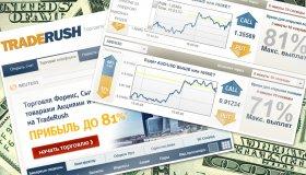 TradeRush – зарубежные бинарные опционы