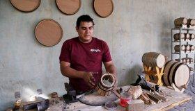 Изготовление деревянных бочек